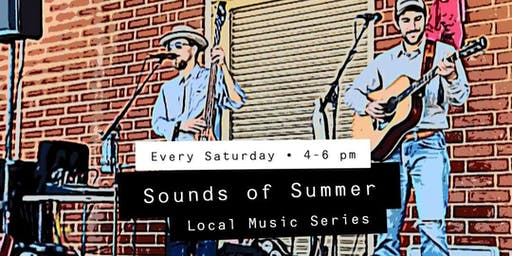 Sounds of Summer: Local Music Series