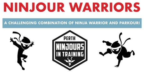 Ninjour Warrior Competition - 20th September tickets