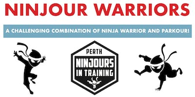 Ninjour Warrior Competition - 18th October