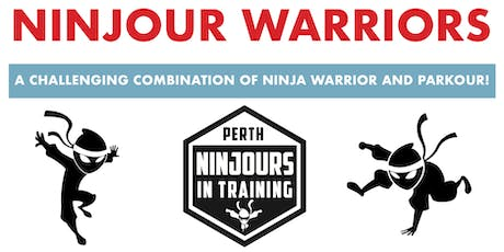 Ninjour Warrior Competition - 15th November 2019 tickets
