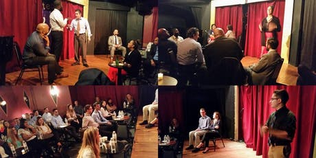 Morning Improv Jam - 10am Saturdays Adult Comedy Class Manhattan NYC 50% off tickets