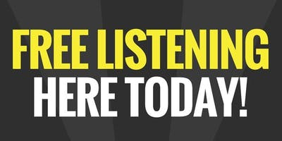 Sidewalk Talk @ Fremantle Library - Free Listening Event