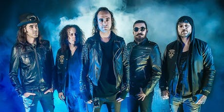 MOONSPELL + ROTTING CHRIST tickets