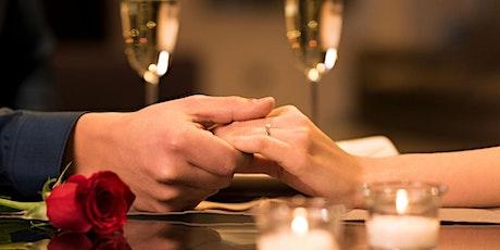 Cena romantica a lume di candela biglietti