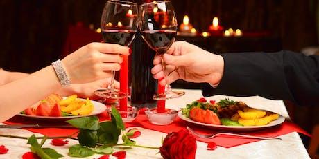 Cena romantica biglietti