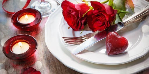 Cena romantica per San Valentino