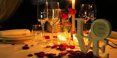 Cena romantica per San Valentino biglietti