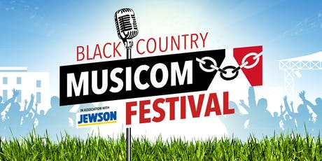 Black Country MUSICOM Festival in association with Jewson tickets