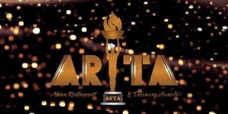 ARTA Awards 2019 tickets