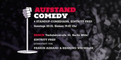 AUFSTAND COMEDY (statt Tatort Wiesbaden)