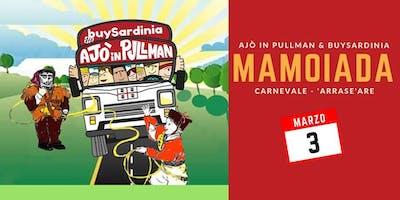 Ajò in pullman & buySardinia: Carnevale di Mamoiada dom 03 Mar