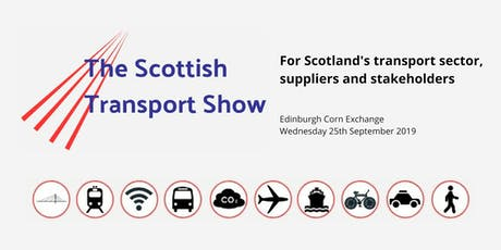 The Scottish Transport Show 2019 tickets