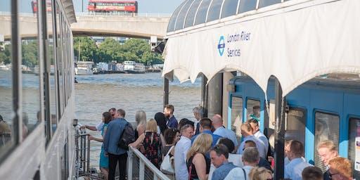 REJS - Summer Thames Business Cruise