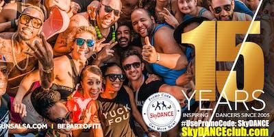 Promo Code SkyDANCE for Croatia Salsa Summer Festival CSSF
