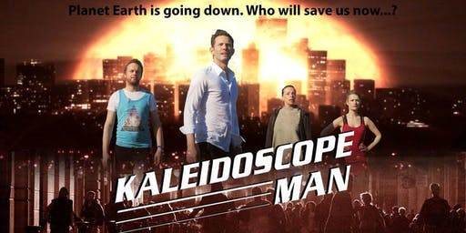 KALEIDOSCOPE MAN...            PRIVATE SCREENING,   STOKE FILM THEATRE.