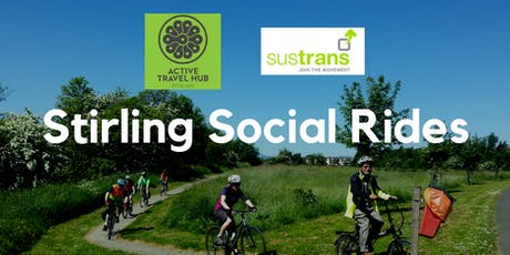 Stirling Social Rides - August  tickets
