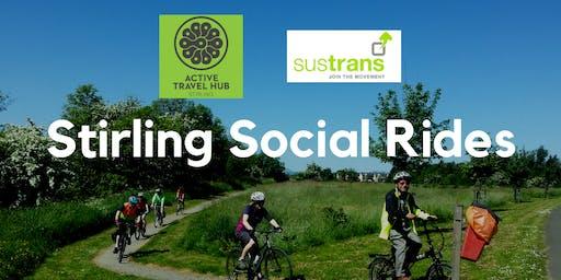 Stirling Social Rides - October