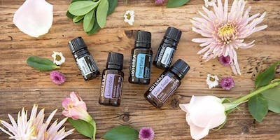 Make & Take With doTERRA Essential Oils