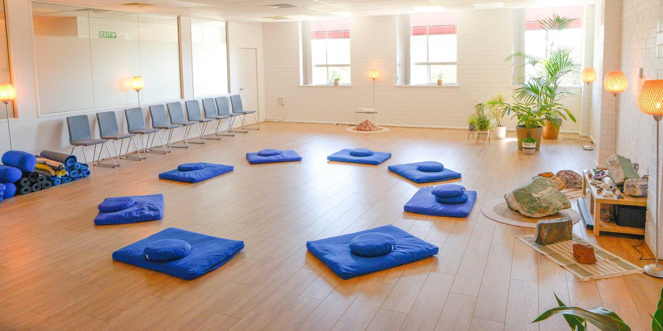 Silent Group Meditation