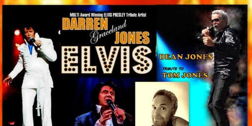 The Kings Of Vegas Return @ Mecca Cwmbran