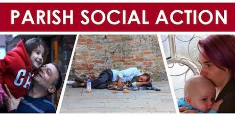 Caritas – Parish Social Action – #BeTheChange tickets