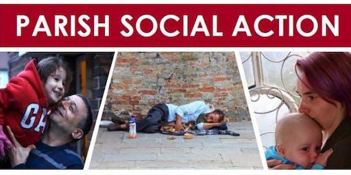 Caritas – Parish Social Action – #BeTheChange