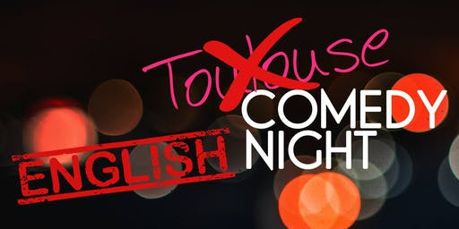 English Comedy Night #5