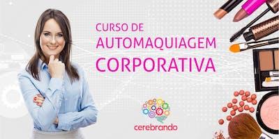 Curso de Automaquiagem Corporativa
