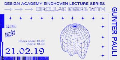 DAE Lecture Series: Circular Beers with Gunter Pauli