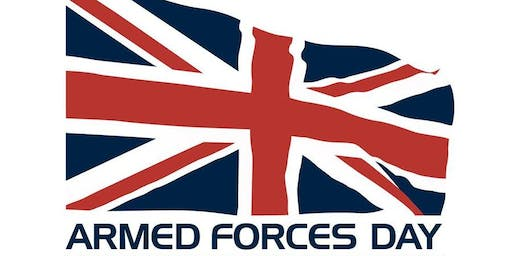 Army Reserves Recruitment Day at  Armed Forces Day  Chingford London