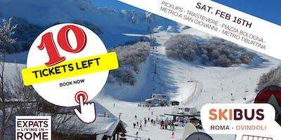 Ski Bus Rome - Ovindoli | Hosted by Rome SKI CLUB & Rome Expats