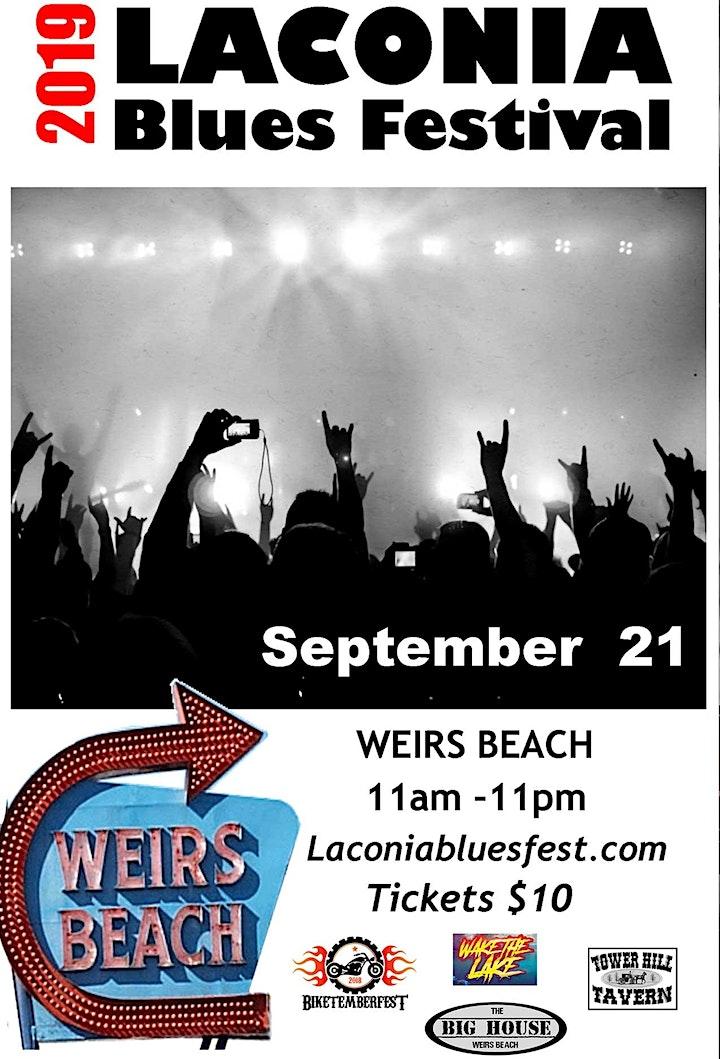 2019 Laconia Blues Festival - Outdoor Music Festival image