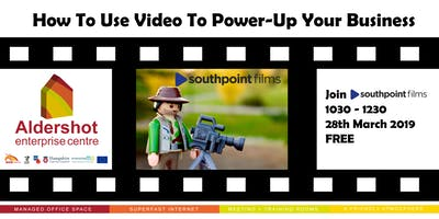 How To Use Video To Power-Up Your Business