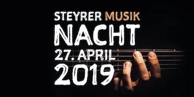 Steyrer Musik Nacht | Die Altstadt-Tour
