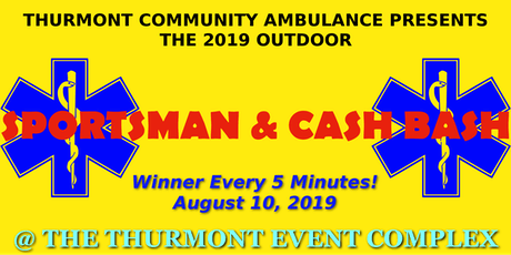 2019 Outdoor Sportsman & Cash Bash tickets