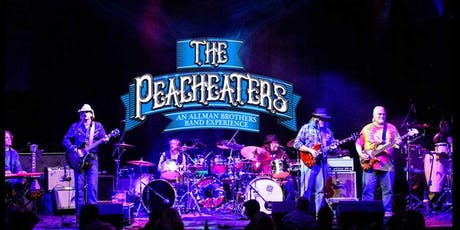 The Peacheaters - A Tribute to the Allman Brothers LIVE @ Tower Hill Tavern tickets