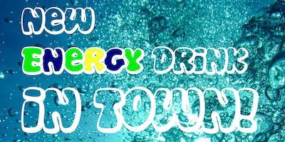 nebenher selbständig machen mit Energy-Drink in Düsseldorf