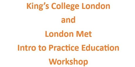 Introduction to Practice Education 28th October 2019 tickets