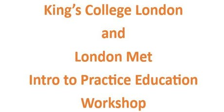 Introduction to Practice Education 19 September 2019 tickets