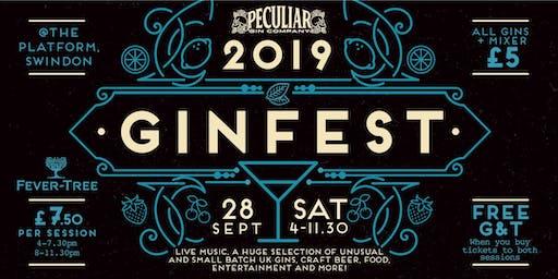Peculiar Gin Festival 2019