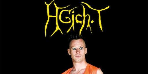 """HGich.T + Acid Aftershow: """"Jeder ist eine Schmetterlingin - Tour"""""""