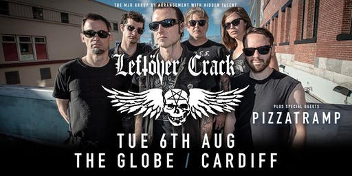 Leftover Crack (The Globe, Cardiff)