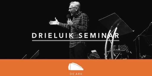 Drieluik seminar: Intimiteit, identiteit en autoriteit
