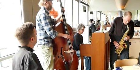 Weekend Coffee Shop Jazz Jam tickets