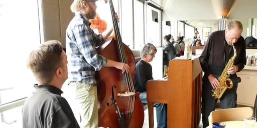 Weekend Coffee Shop Jazz Jam