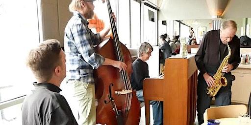 Weekend Coffee Shop Jazz Jam