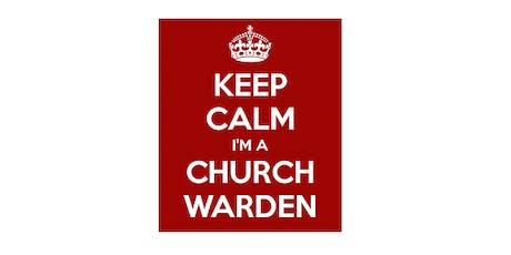Churchwardens' Training 2019 tickets