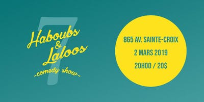 Haboubs and Laloos - Show d\