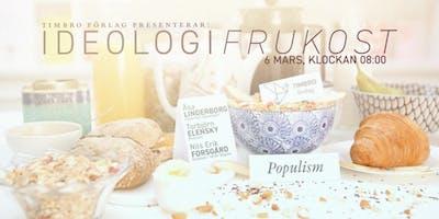 Är populismen en ideologi?