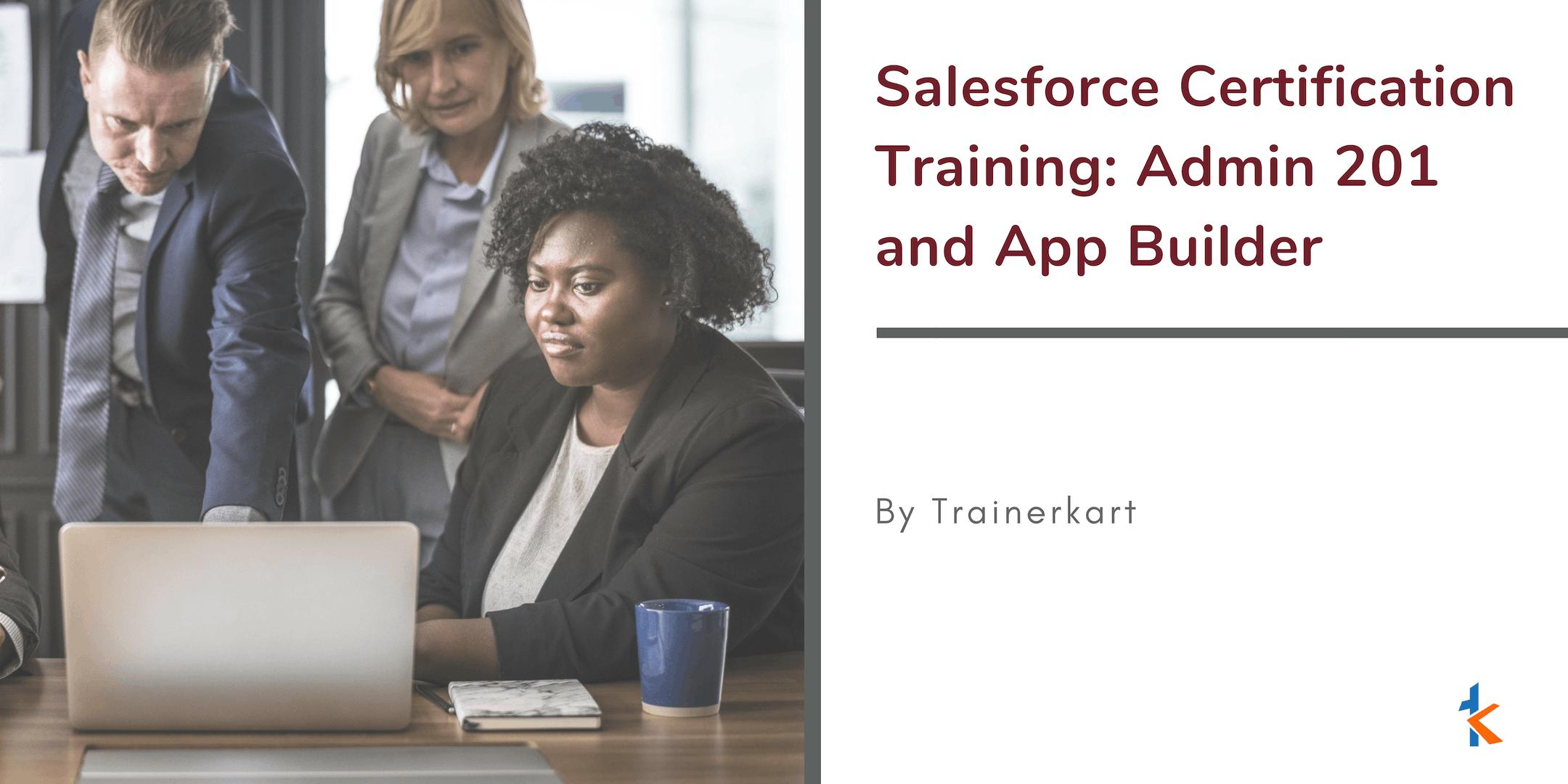 Salesforce Admin 201 and App Builder Classroom Training in Buffalo, NY